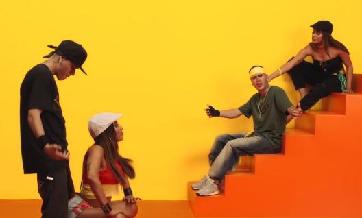 """Anitta lançou seu mais novo single acompanhado de um clipe intitulado """" Terremoto"""". A faixa é uma parceria com o MC Kevinho. 140115075c"""